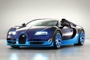 Bugatti Veyron 2020 Supersport