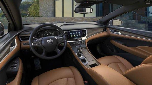 Buick LaCrosse 2020 Interior