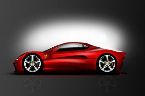 2020 Ferrari Dino Model