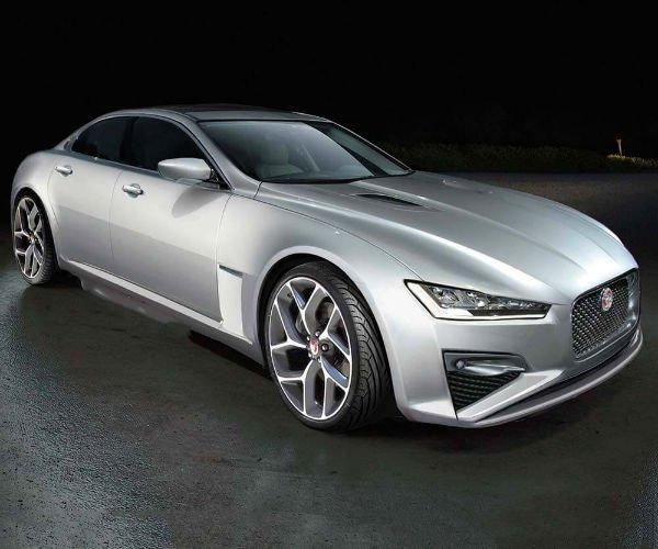 2020 Jaguar XJ Design