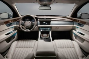 2020 Jaguar XJ Interior