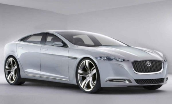 2020 Jaguar XJ Model