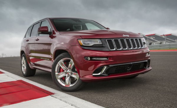 2020 Jeep Grand Cherokee SRT8