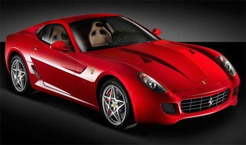 Ferrari Minivan