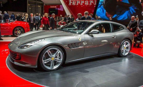 Ferrari Sedan