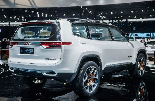 2015 Jeep Grand Cherokee >> Jeep Grand Cherokee 2020