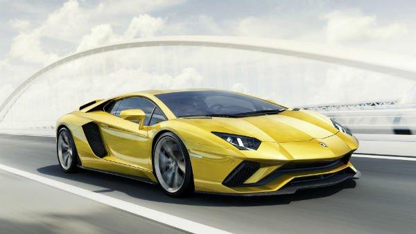 Lamborghini Aventador Replacement 2020