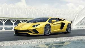 Lamborghini Aventador SV 2020