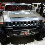 2020 Hummer H3 Facelift