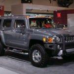2020 Hummer H3 Model