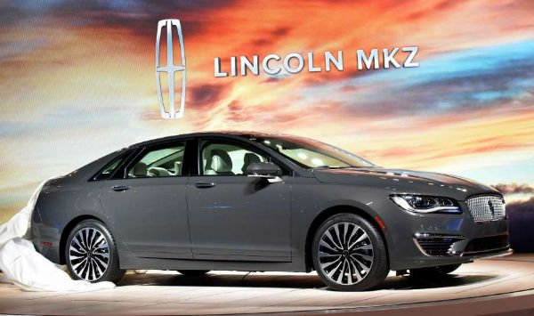 2020 Lincoln MKZ Redesign