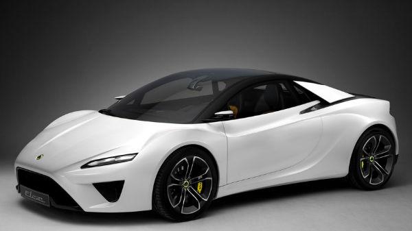 2020 Lotus Elise Model