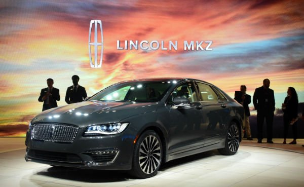 Lincoln MKZ 2020