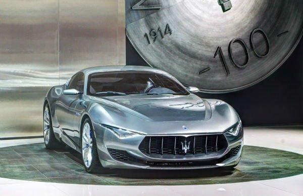 Flipboard Maserati Granturismo 2020