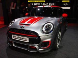 2020 Mini Cooper Jcw