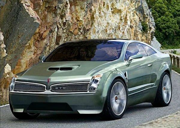 2020 Pontiac GTO Aztek Shaker