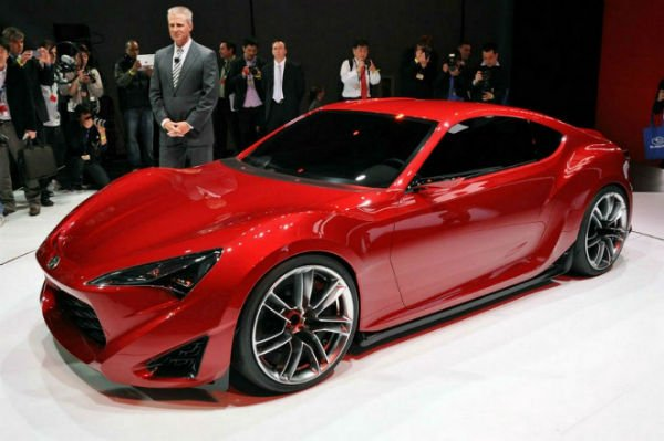 2020 Scion Frs Model