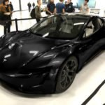 2020 Tesla Roadster Black