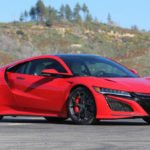 Acura NSX MSRP