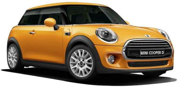 Mini Cooper India