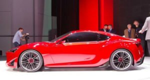 Scion Frs 2020 Concept