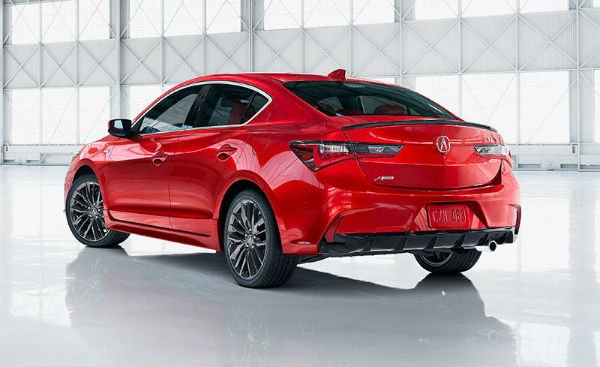2019 Acura ILX Premium and A-Spec Package