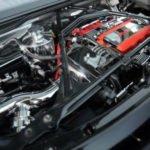 2019 Acura NSX Engine