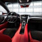 2019 Acura NSX Interior