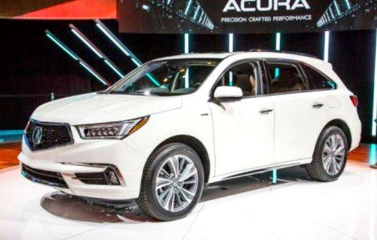 2019 Acura RDX Hybrid