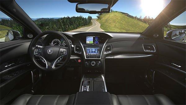 2019 Acura RLX Interior