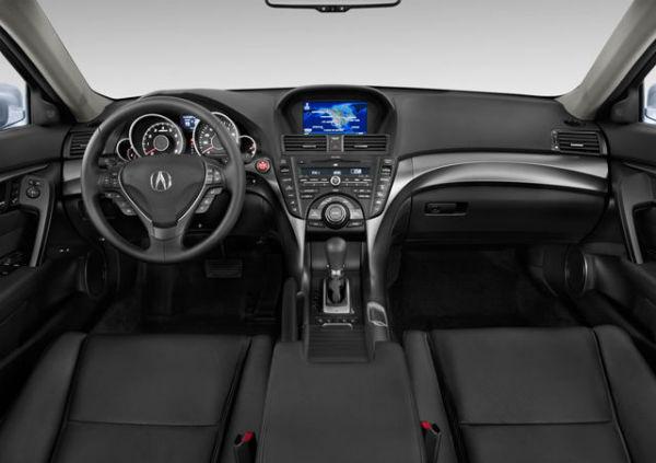 2019 Acura TL Interior