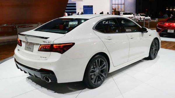 2019 Acura TL Type S