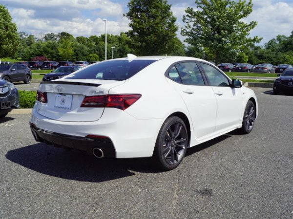 2019 Acura TLX A Spec