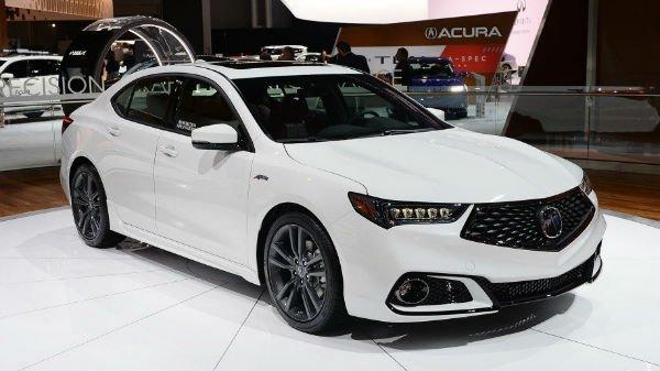 Acura TL 2019