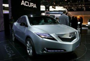 Acura ZDX 2019 Model