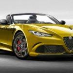 Alfa Romeo Spider 2019