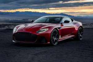 Aston Martin DBS 2019 Superleggera