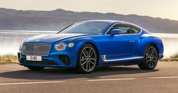 2019 Bentley Ccontinental