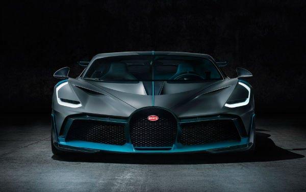 2019 Bugatti Chiron Divo