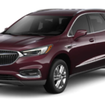 2019 Buick Enclave Colors