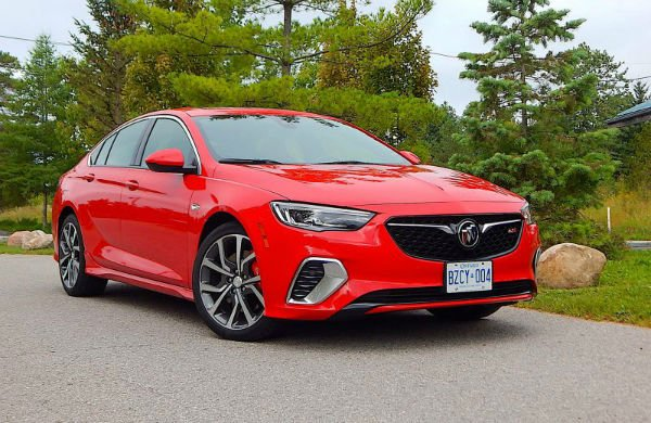 2019 Buick GS