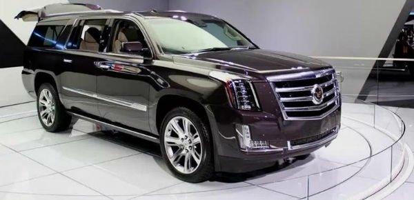 2019 Cadillac Escalade Pictures