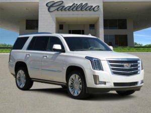 2019 Cadillac Escalade Platinum