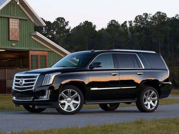 2019 Cadillac Escalade V