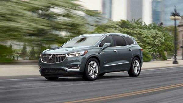 Buick Enclave 2019 Avenir