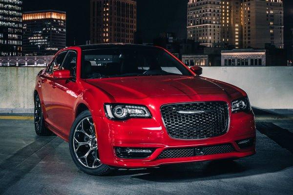 2019 Chrysler 300 Sport