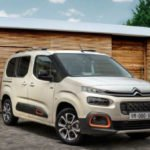 2019 Citroen Berlingo Model