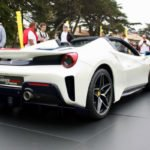 2019 Ferrari 488 Pista Spider