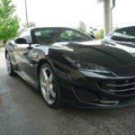 2019 Ferrari Portofino Black