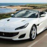 2019 Ferrari Portofino White